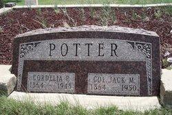 Cordelia Peace <I>Eddy</I> Potter