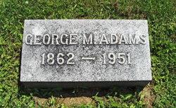 George Milton Adams