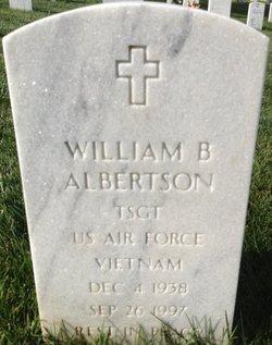 "William Benjamin ""Benny"" Albertson"