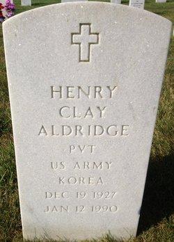 Henry Clay Aldridge