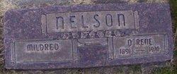 Mildred <I>Stone</I> Nelson