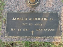 James D. Alderson, Jr