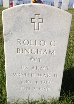 Rollo Curtis Bingham