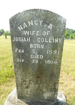 Nancy Ann <I>James</I> Collins