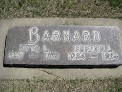 Burton Lesler Barnard