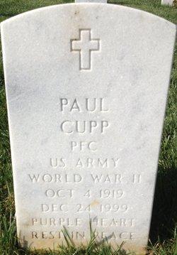 Paul Cupp