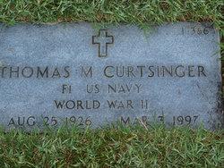 Thomas Marshall Curtsinger