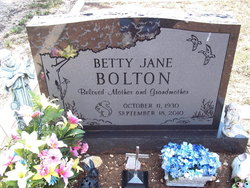 Betty J. Bolton