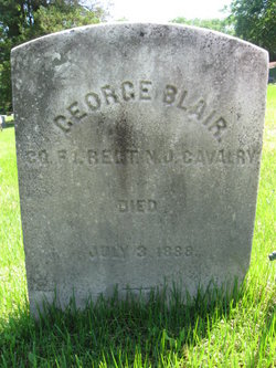 Pvt George Blair