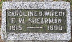 Caroline S. <I>Williams</I> Shearman