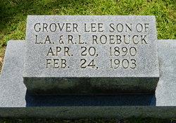 Grover Lee Roebuck