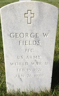 George W Fields