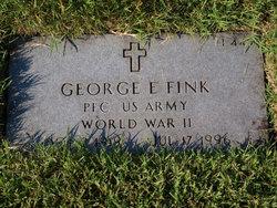 George E Fink