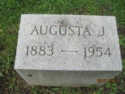 Augusta J. <I>Tyler</I> Matteson