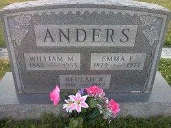 Emma Estella <I>Shorb</I> Anders