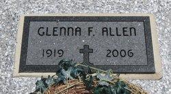 Glenna F. <I>Dice</I> Allen
