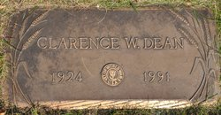 Clarence W Dean