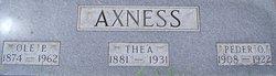 Ole P. Axness