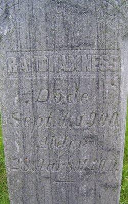 Randi Axness