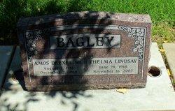 Thelma <I>Lindsay</I> Bagley