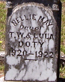 Nellie May Doty