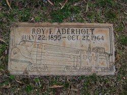 Roy Fletcher Aderholt