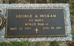 George A. Hickam