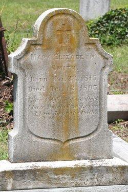 Mary Elizabeth Smith