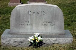Alice E <I>Wilson</I> Davis