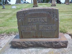 Julia May <I>Brantner</I> Green