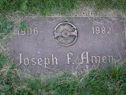 Joseph F. Amen