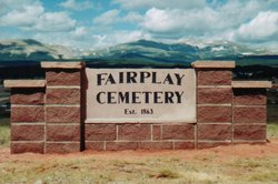 Fairplay Cemetery