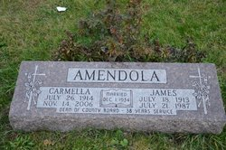 Carmella <I>DeChiara</I> Amendola