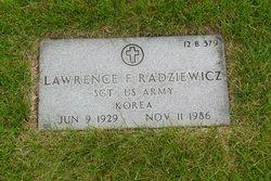 Lawrence F. Radziewicz