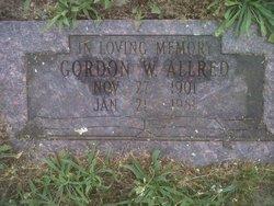 Gordon William Allred