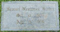 Samuel Neuman Brown