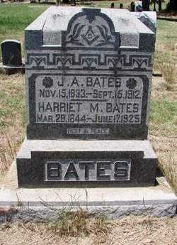Harriett M. Bates