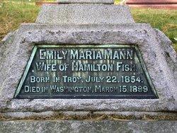 Emily Maria <I>Mann</I> Fish