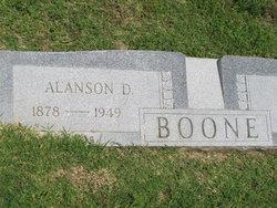 Alanson Dunklin Boone