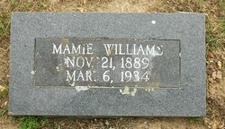 Mamie Williams