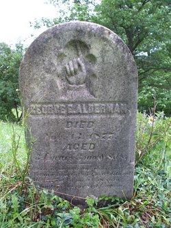 George E. Alderman