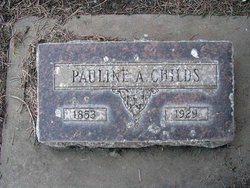 Pauline A Childs