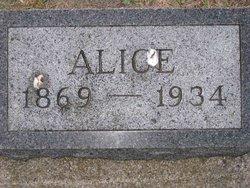Alice <I>Addengast</I> Behrends