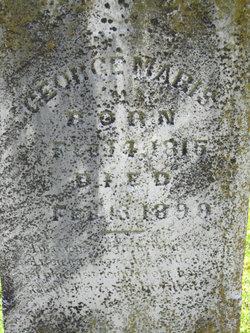 Richard George Maris, Jr (1632-1704) - Find A Grave Memorial   George Maris