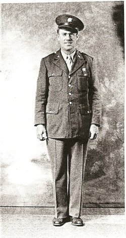 Sgt Ross Linwood Everett