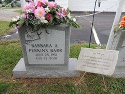 Barbara Ann <I>Warren</I> Barr