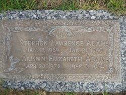 Stephen Lawrence Adams