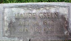 Maude Green