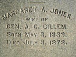 Margaret A. <I>Jones</I> Gillem