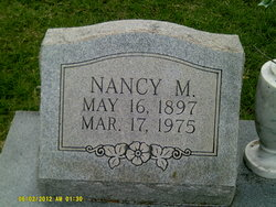 Nancy Myrtle <I>Edmondson</I> Tanner
